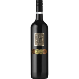 Photo of Berton Metal Black Shiraz