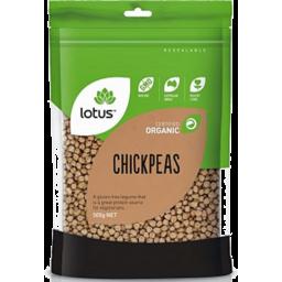 Photo of Lotus Chick Peas (Dried)
