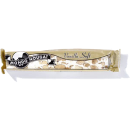 Photo of Mondo Nougat Vanilla Soft 60g