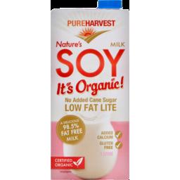 Photo of Pureharvest Cafe Style Soy Milk