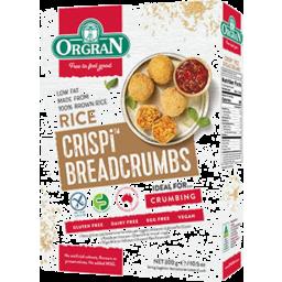 Photo of Orgran Rice Crispi Breadcrumbs (Gluten Free)