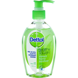 Photo of Dettol Healthy Touch Instant Hand Sanitizer 200ml