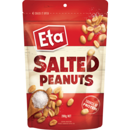 Photo of Eta Salted Peanuts 200g