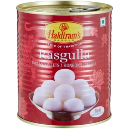 Photo of Haldiram's Rasgulla 1kg