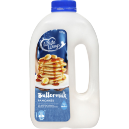 Photo of White Wings Buttermilk Pancakes 325gm