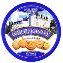 Photo of White Castle Lux Butter Cookies 114g