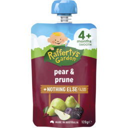 Photo of Rafferty's Garden Pear & Prune 120g