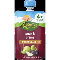 Photo of Rafferty's Garden Pear & Prune 120g