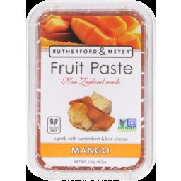 Photo of Rutherford & Meyer Fruit Paste Mango 120g