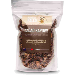 Photo of Rumples Paleo - Cacao Kapow Muesli