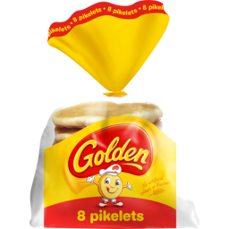 Photo of Golden Pikelets 8 Pack 280g