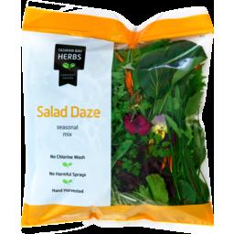 Photo of Tasman Bay Herbs Salad Daze Bag 100g