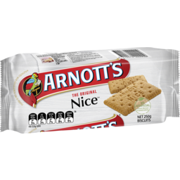 Photo of Arnott's Nice Biscuits 250g
