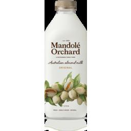 Photo of Mandole Milk Almond Original 1L