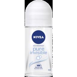 Photo of Nivea Pure R/On Womens 50ml