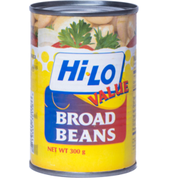 Photo of Hi-Lo Broad Beans