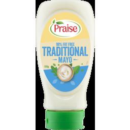 Photo of Praise 99% F/F Mayo Sqz 555gm