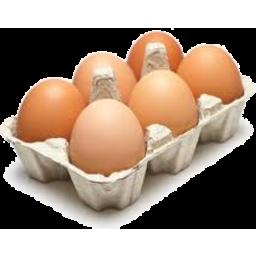 Photo of Organigro Org Eggs Half Dozen 350g