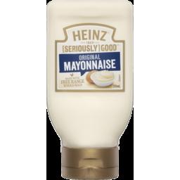 Photo of Heinz® [Seriously] Good™ Original Mayonnaise 295ml