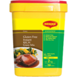 Photo of Maggi Instant Gravy Mix Rich Gluten Free 2kg