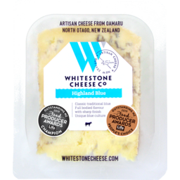 Photo of Whitestone Cheese Highland Blue 110g