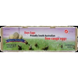 Photo of Country Fresh Free Range Jumbo Eggs 800g
