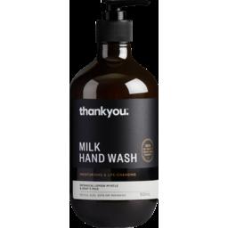 Photo of Thankyou Hand Wash Lemon Myrtle Goat 500ml