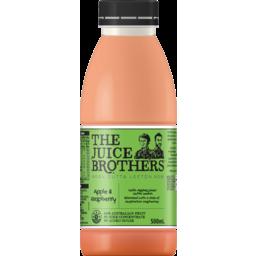 Photo of The Juice Brothers Apple & Raspberry Juice 500ml