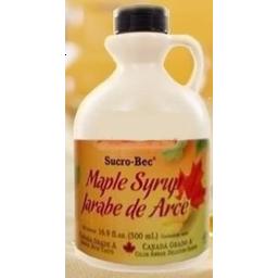 Photo of Sucrobec 100% Maple Syrup