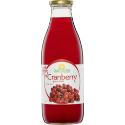 Photo of Sunraysia Cranberry Juice 1