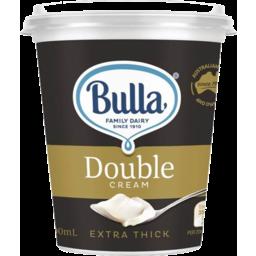 Photo of Bulla Double Cream Extra Thick 200ml