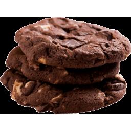 Photo of Triple Choc Chunky Cookie 12pk