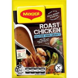 Photo of Maggi Gravy Roast Chicken Gluten Free 24g