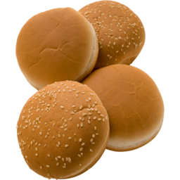 Photo of Loose Hamburger Rolls White 6pk