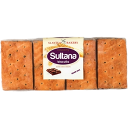 Photo of Slavica Bakery Biscuits Sultana with Chocolate Drops 270g