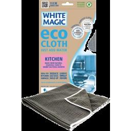 Photo of White Magic Eco Cloth Kitchen 2pk
