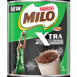 Photo of Nestle Milo Xtra 12g Protein 395g