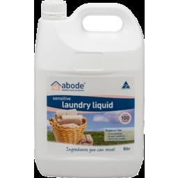 Photo of Abode Laundry Liquid - Fragrance Free 5l