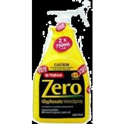 Photo of Zero Weed-Kill Rtu 2pack 750ml
