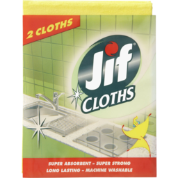 Photo of Jif Cloths 2 Pack