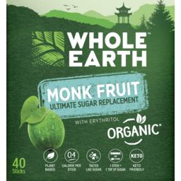 Photo of Whole Earth Monk Fruit Sticks 60g