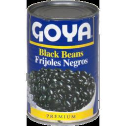 Photo of Goya Black Beans