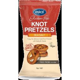 Photo of Eskal Gluten Free Pretzels 75g