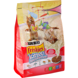 Photo of Purina Friskies Kitten Discoveries 1kg