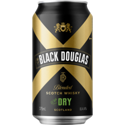 Photo of Black Douglas & Dry Can