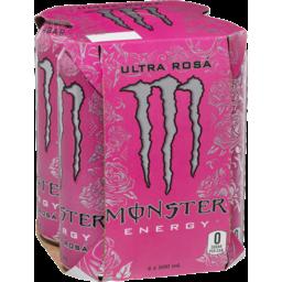 Photo of Monster Ultra Rosa 500ml 4pk
