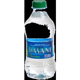 Photo of Dasani Water