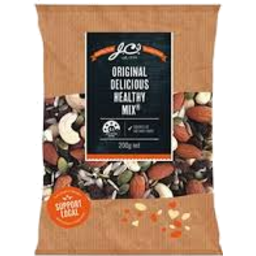 Photo of JC's Delicious Healthy Mix 200g