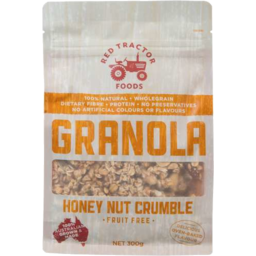 Photo of Red Tract Hny/Nut Granola 300g