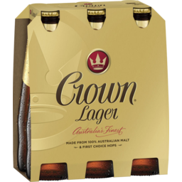 Photo of Crown Lager 6pk